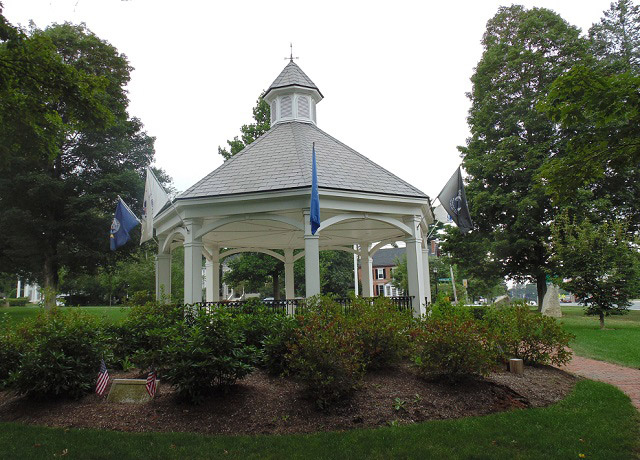 Town Common Gazebo