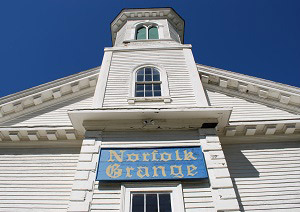 The Norfolk Grange Hall
