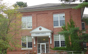 Sherborn Town Hall