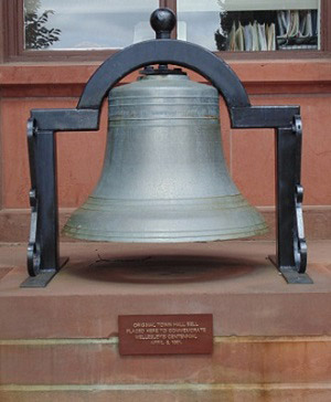 Wellesley Town Hall Bell